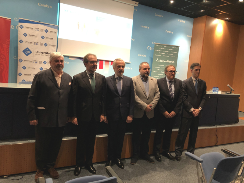 XI Jornada de la Cátedra Banca March de la empresa familiar